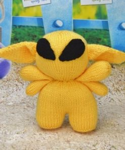 alien knitting pattern