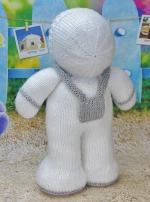 lunar knitting pattern