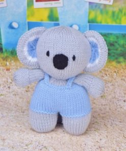 koala knitting pattern