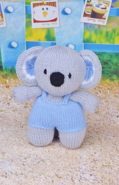 Toy Knitting Patterns Knitted Toy Patterns Knittingbypost
