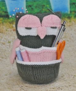 owl knitting pattern