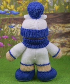 snowboy knitting pattern