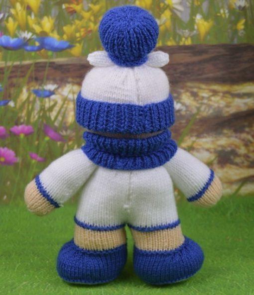 snowboy knitting pattern