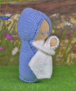 christening gift knitting pattern