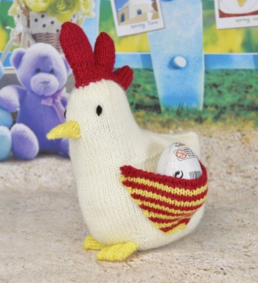 hen knitting pattern
