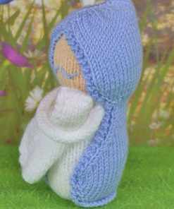 mother and child knitting pattern