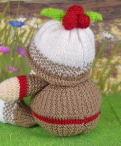 pudding knitting pattern