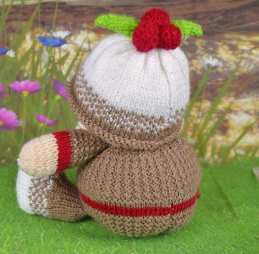 pudding knitting pattern