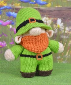 leprechaun knitting pattern