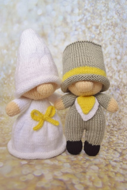 getting married knitting patterns