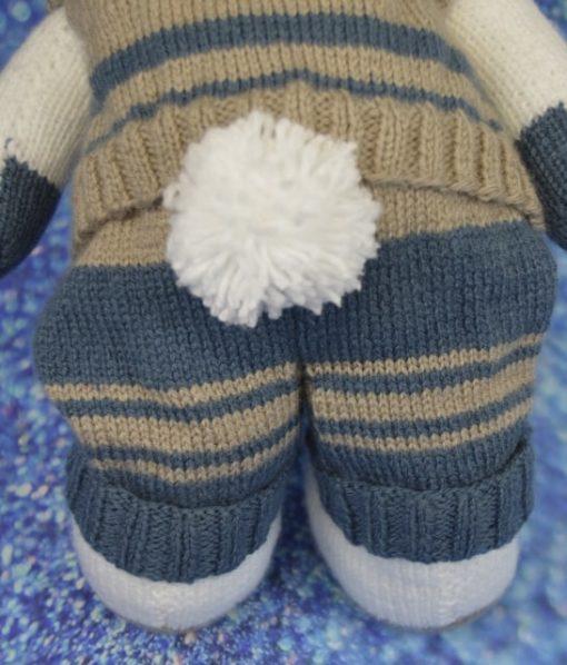 rabbit clothes knitting pattern