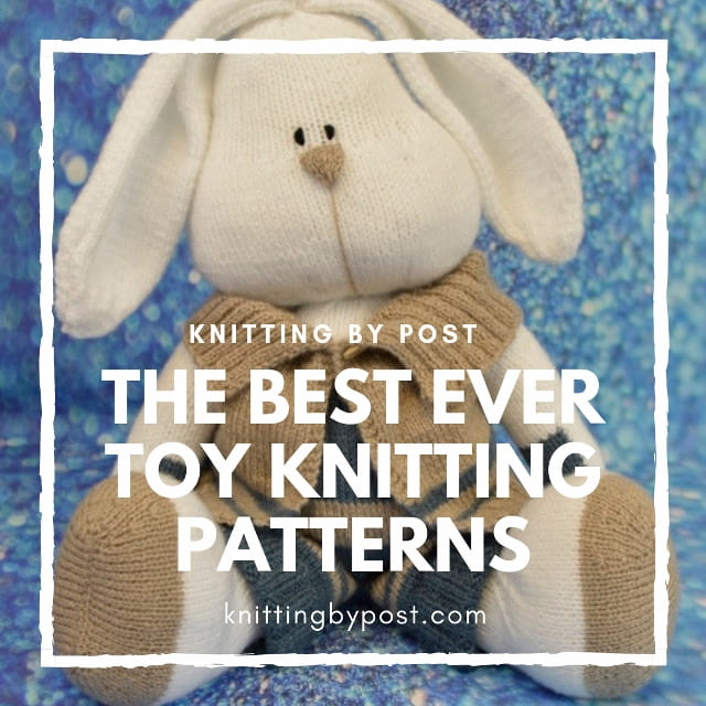 Latest Toy knitting patterns