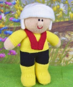lifeboat man knitting pattern
