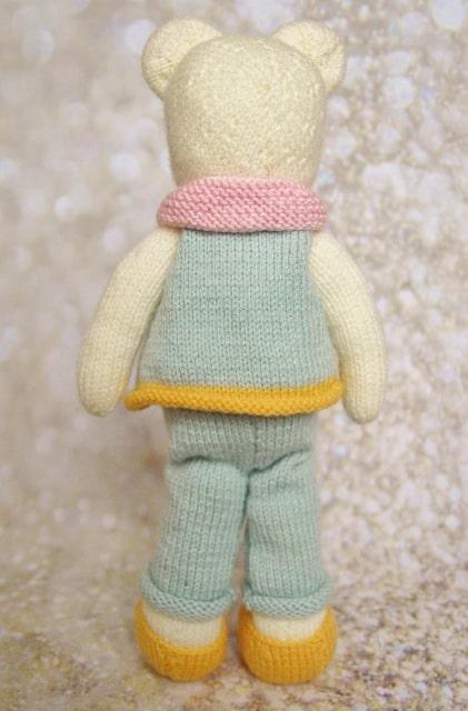 daddy bear knitting pattern