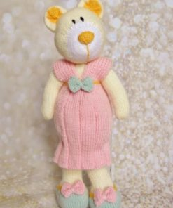 mum bear knitting pattern