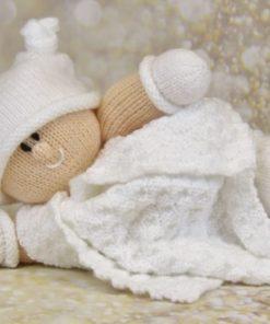 new baby toy knitting patterns