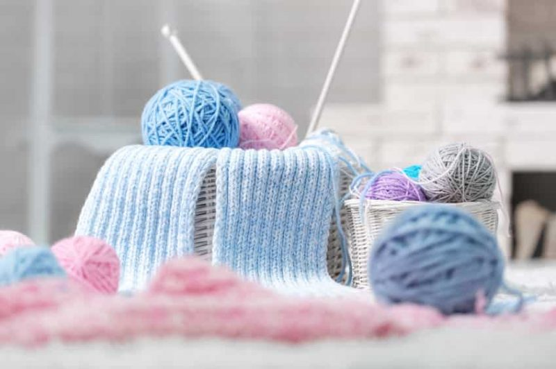 Hobbies and Interests - Knitting