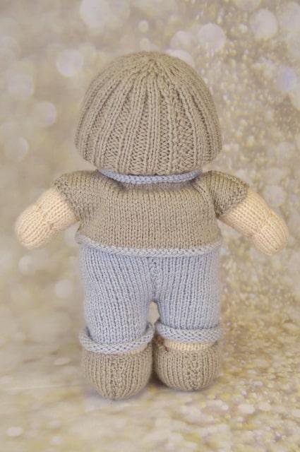 grandad knitting pattern back