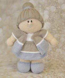 grandma toy knitting pattern
