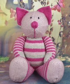 knitted kitten pattern