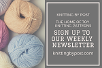 knitted toys newsletter