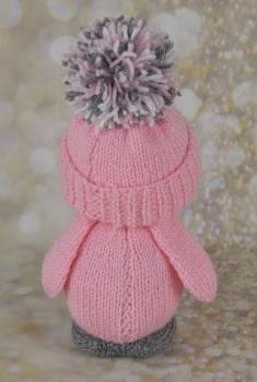 penguin knitting pattern