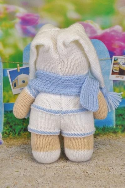 boy twin knitting pattern soft toy