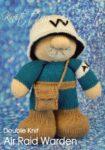 KBP-352 - ARP knitting pattern knitted soft toy